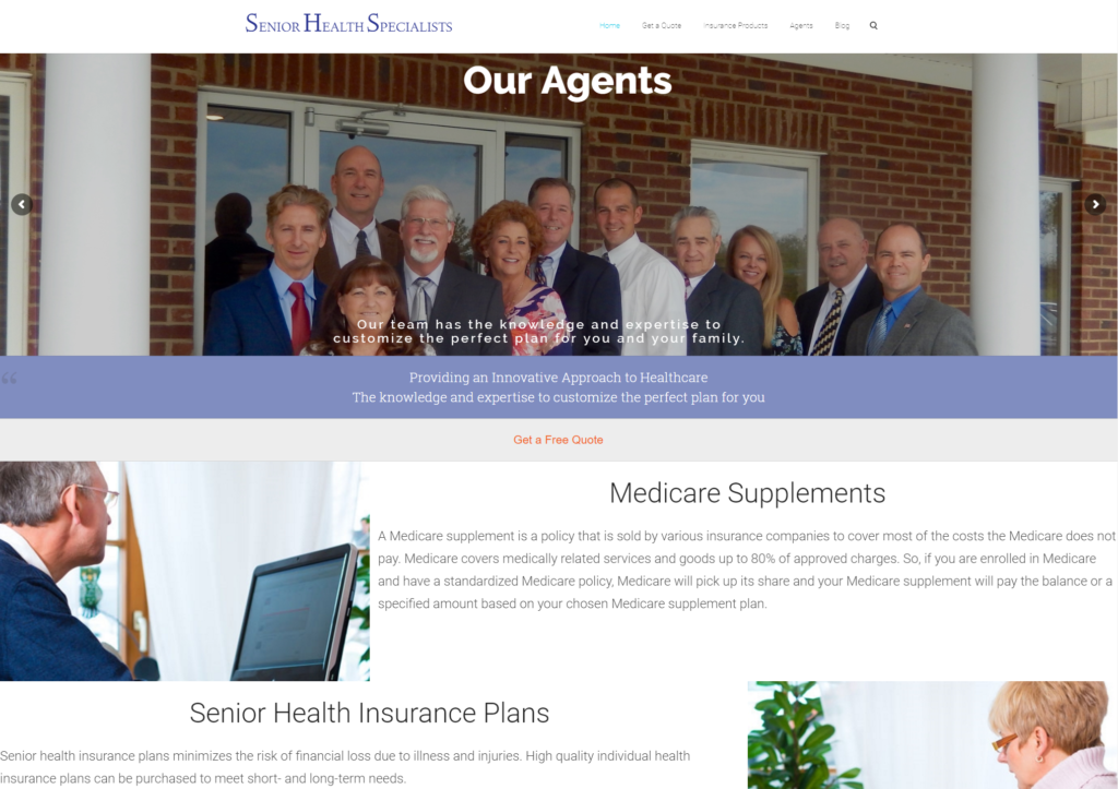 Website: Senior Help Specialists