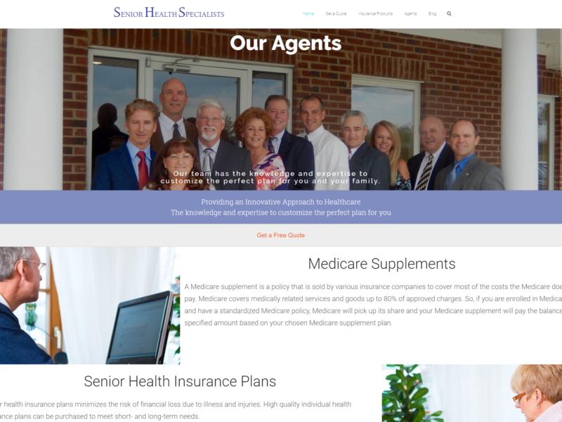 Website: Senior Help Specialists